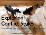 Exploring Conflict Styles with kimscounselingcorner.com