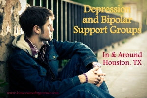 Depression and Bipolar Support Groups, Houston, TX